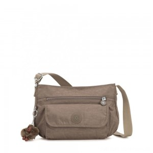 Kipling SYRO Medium Crossbody True Beige