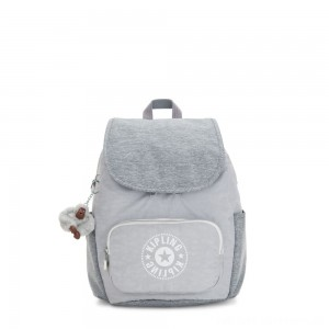 Black Friday 2020 - Kipling HANA S Small backpack Active Grey C
