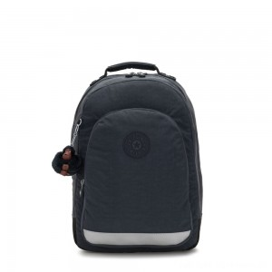 Black Friday 2020 - Kipling CLASS ROOM Large backpack with laptop protection True Navy