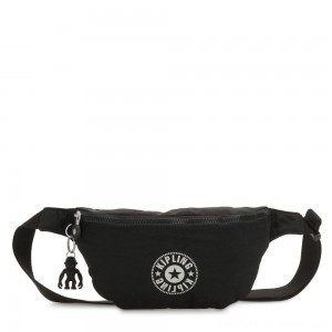 Black Friday 2020 - Kipling FRESH Medium Bumbag Lively Black