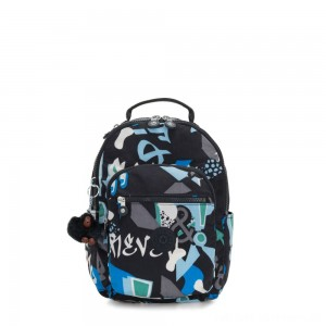 Black Friday 2020 - Kipling SEOUL S Small backpack with tablet protection Epic Boys