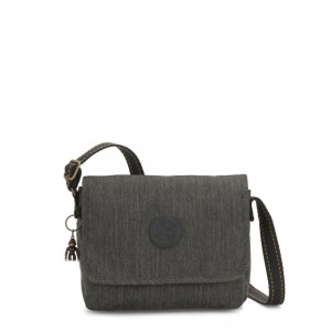 Black Friday 2020 - Kipling NITANY Medium Crossbody Bag Black Indigo