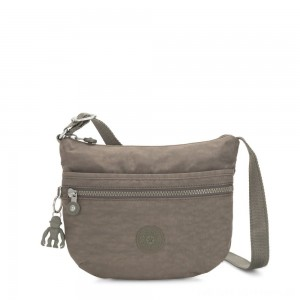 Black Friday 2020 - Kipling ARTO S Small Cross-Body Bag Seagrass