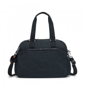 Black Friday 2020 - Kipling JULY BAG Travel Tote True Navy