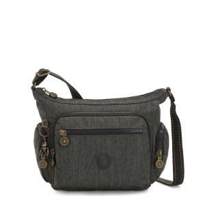 Black Friday 2020 - Kipling GABBIE S Small Crossbody Bag with multiple compartments Black Indigo