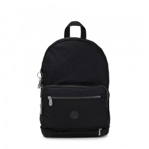 Kipling NIMAN FOLD Foldable Backpack Rich Black