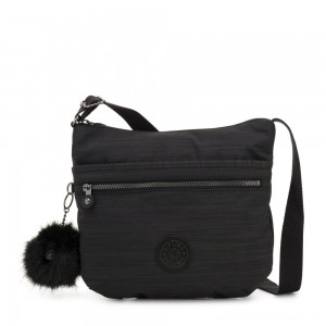 Kipling ARTO Shoulder Bag Across Body True Dazz Black