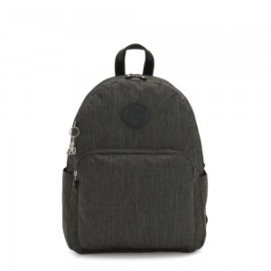 Kipling CITRINE Large Backpack with Laptop/Tablet Compartment Black Indigo Work