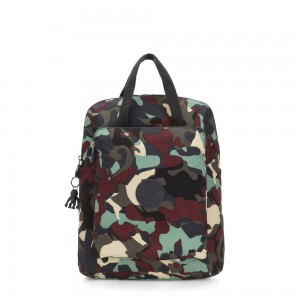 Black Friday 2020 - Kipling KAZUKI Large 2-in-1 Shoulderbag and Backpack Camo Large