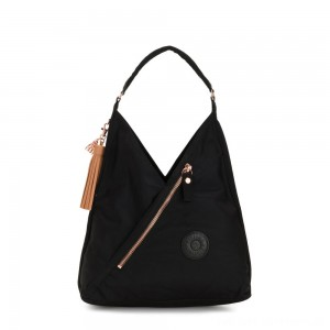 Black Friday 2020 - Kipling OLINA Medium Tote Bag Rose Black