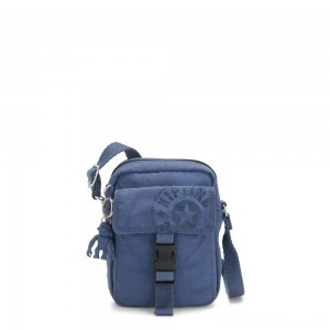 Black Friday 2020 - Kipling TEDDY Small Crossbody Bag Soulfull Blue