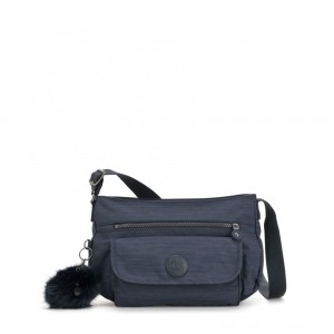 Kipling SYRO Medium Crossbody True Dazz Navy