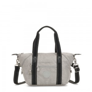 Black Friday 2020 - Kipling ART MINI Handbag Chalk Grey