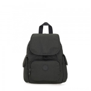 Kipling CITY PACK MINI City Pack Mini Backpack Powder Black