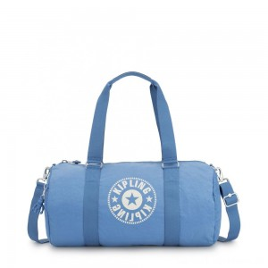Kipling ONALO Multifunctional Duffle Bag Dynamic Blue