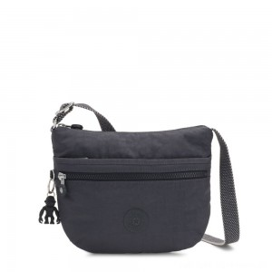 Black Friday 2020 - Kipling ARTO S Small Cross-Body Bag Night Grey
