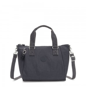 Black Friday 2020 - Kipling AMIEL Medium Handbag Night Grey