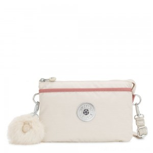 Black Friday 2020 - Kipling RIRI Small crossbody bag convertible to pouch Dazz White C