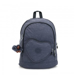 Black Friday 2020 - Kipling HEART BACKPACK Kids backpack True Jeans