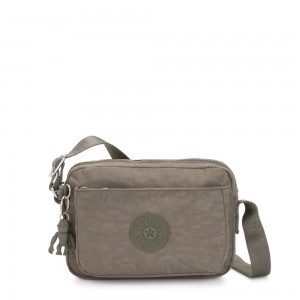 Black Friday 2020 - Kipling ABANU Mini Crossbody Bag with Adjustable Shoulder Strap Seagrass