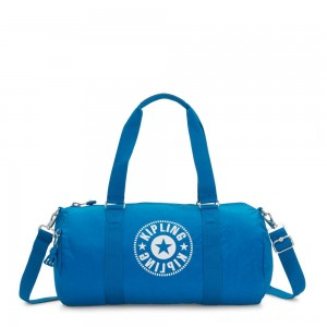 Black Friday 2020 - Kipling ONALO Multifunctional Duffle Bag Methyl Blue Nc