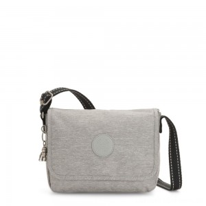 Black Friday 2020 - Kipling NITANY Medium Crossbody Bag Chalk Grey