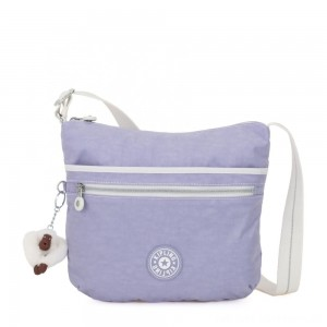 Black Friday 2020 - Kipling ARTO Shoulder Bag Across Body Active Lilac Bl