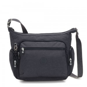 Black Friday 2020 - Kipling GABBIE Medium Shoulder Bag Night Grey