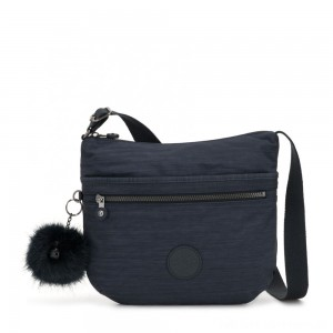 Black Friday 2020 - Kipling ARTO Shoulder Bag Across Body True Dazz Navy
