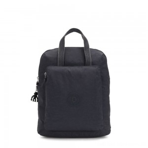 Black Friday 2020 - Kipling KAZUKI Large 2-in-1 Shoulderbag and Backpack Night Grey
