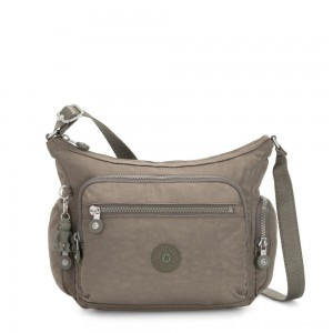 Kipling GABBIE S Crossbody Bag with Phone Compartment Seagrass
