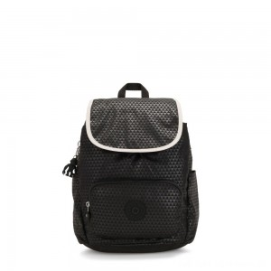 Black Friday 2020 - Kipling HANA S Small backpack Black Club C