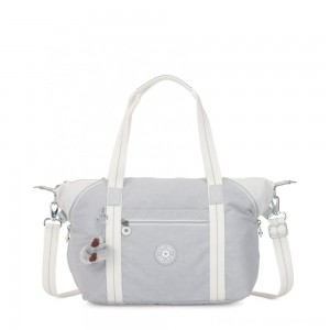 Kipling ART Handbag Active Grey Bl