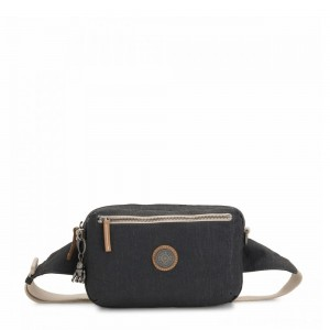 Black Friday 2020 - Kipling HALIMA 2-in-1 Convertible Crossbody and Bumbag Casual Grey