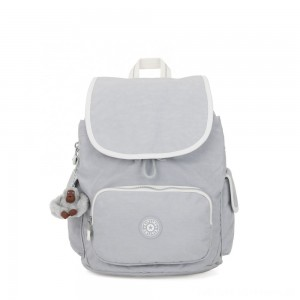 Kipling CITY PACK S Small Backpack Active Grey Bl