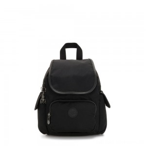 Kipling CITY PACK MINI City Pack Mini Backpack Rich Black
