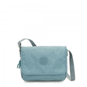Black Friday 2020 - Kipling NITANY Medium Crossbody Bag Aqua Frost