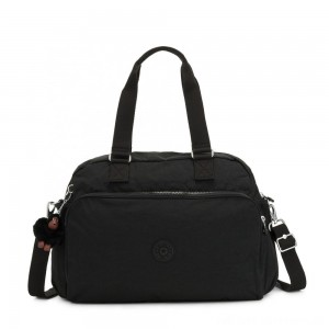 Black Friday 2020 - Kipling JULY BAG Travel Tote True Black
