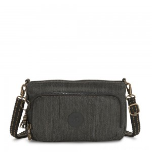 Black Friday 2020 - Kipling MYRTE Small 2 in 1 Crossbody and Pouch Black Indigo