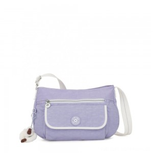 Kipling SYRO Medium Crossbody Active Lilac Bl