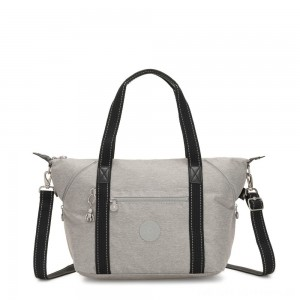 Kipling ART Handbag Chalk Grey
