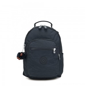 Black Friday 2020 - Kipling SEOUL GO S Small Backpack True Navy