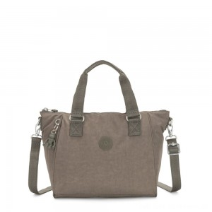 Black Friday 2020 - Kipling AMIEL Medium Handbag Seagrass