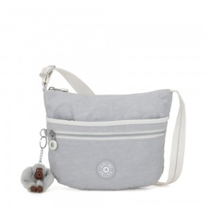 Black Friday 2020 - Kipling ARTO S Small Cross-Body Bag Active Grey Bl