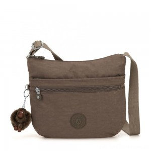 Kipling ARTO Shoulder Bag Across Body True Beige