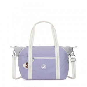 Black Friday 2020 - Kipling ART Handbag Active Lilac Bl