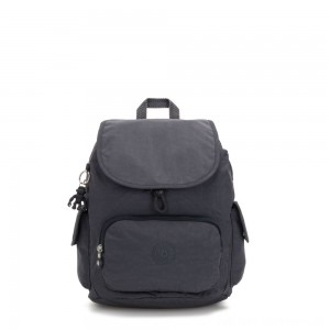 Black Friday 2020 - Kipling CITY PACK S Small Backpack Night Grey