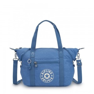 Kipling ART NC Lightweight Tote Bag Dynamic Blue