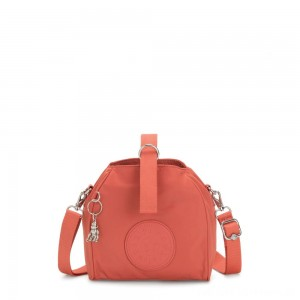 Black Friday 2020 - Kipling IMMIN Small Shoulder Bag Soft Orange