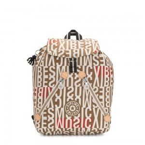 Black Friday 2020 - Kipling FUNDAMENTAL Medium backpack Studio Print